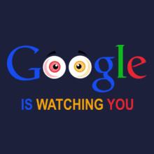 Google-Watching T-Shirt