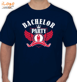 Bachelor-party-wing - T-Shirt