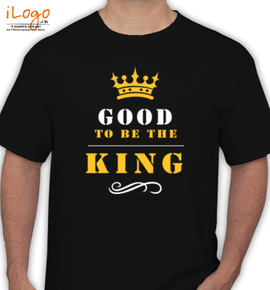 TO-BE-THE-king... - T-Shirt