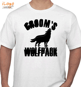 wolfpack - T-Shirt