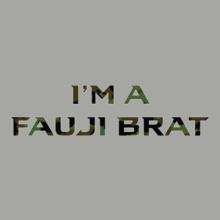 Army FAUJI- T-Shirt