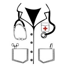Nurse NURSE- T-Shirt