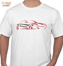 Automotive Car-autosports T-Shirt