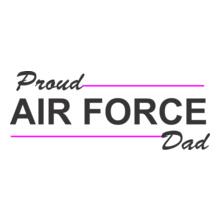 Air Force airforce-military. T-Shirt
