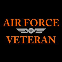 Air Force Veteran-airman T-Shirt