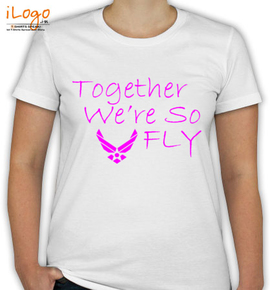 Together wre so fly - T-Shirt [F]