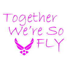 Together-wre-so-fly T-Shirt