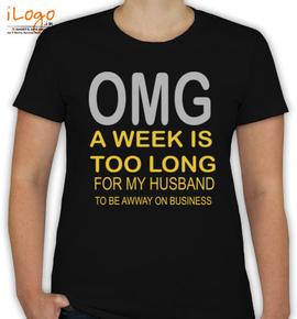 Omg this week - T-Shirt [F]