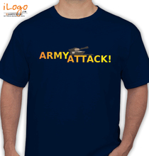 Army Attack-of T-Shirt