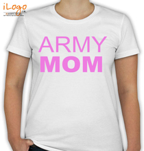Army Mom-in-army T-Shirt