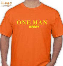 Army One-man T-Shirt