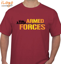 Army Forces-of-army T-Shirt
