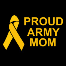 Army proude-mom T-Shirt