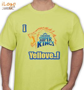 CSK - T-Shirt