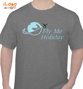 fly me - T-Shirt