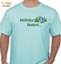 Holiday holiday-homes T-Shirt