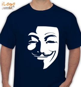 Mask - T-Shirt