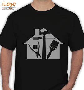construction House - T-Shirt