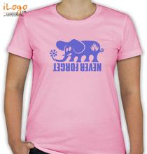 Restaurant black-label-elephant T-Shirt