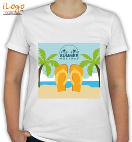 HOLIDAYS - T-Shirt [F]