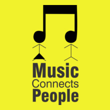 Others MUSIC-CONNECTS-PEOPLE T-Shirt