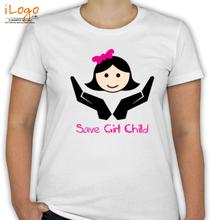 SAVE-GIRL-CHILD T-Shirt