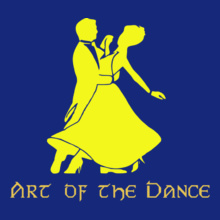 Dance Studio Art-of-the-Dance T-Shirt