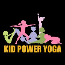 KID-POWER-YOGA T-Shirt