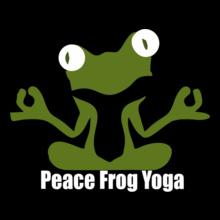 Peace-Frog-Yoga T-Shirt