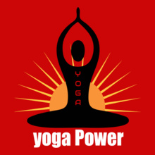 yoga-Power T-Shirt