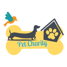 Charity run/walk PET-CHARITY T-Shirt