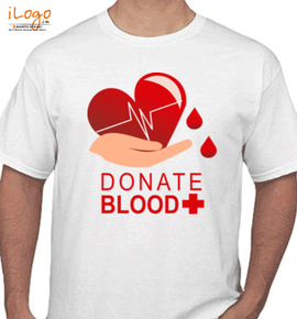 BLOOD DONATION - T-Shirt
