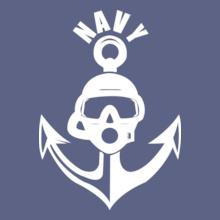 navy-man T-Shirt