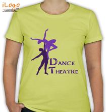 Dance Studio Dance-Theatre T-Shirt
