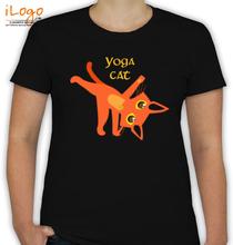 Yoga Yoga-CAT T-Shirt