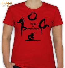 Yoga Yoga-is-Harmony T-Shirt
