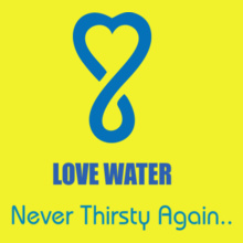Charity run/walk Love-water T-Shirt