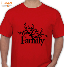 Family Reunion family-reunion-tree T-Shirt