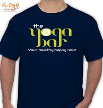 Yoga health-happy-hour T-Shirt