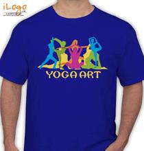 Yoga YOGA-ART T-Shirt