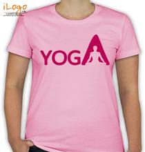 Yoga Yoga-design- T-Shirt