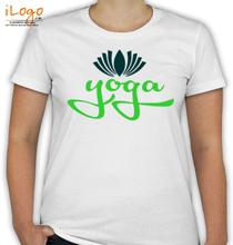 Yoga flower-yoga T-Shirt