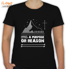 Vacation Wander-without-a-purpose T-Shirt