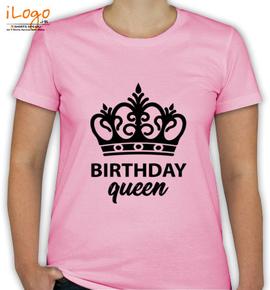 Birthday-Queen - T-Shirt [F]