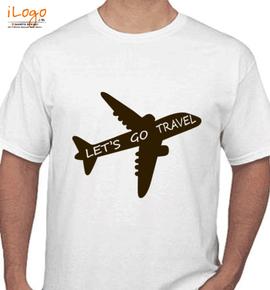 Lets Go Travel - T-Shirt