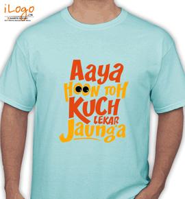 aaya kuch - T-Shirt