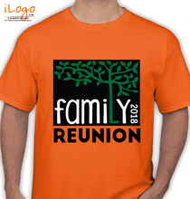 Family Reunion Reunion-tree T-Shirt