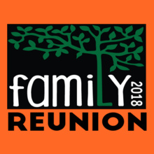 Family Reunion Reunion-tree T-Shirt