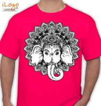 Hinduism Ganesh-ancient T-Shirt
