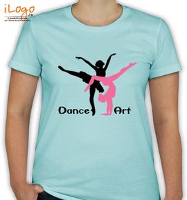 Dance artwork - T-Shirt [F]